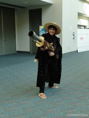 Cosplaying at Comic Con 2014