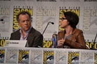 David Costabile and SJ Clarkson at Comic Con 2014