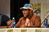 Jordan Peele at the Key & Peele panel at Comic Con 2014