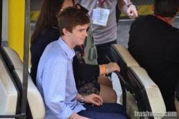 Freddie Highmore at Comic Con 2014