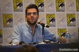 Zachary Quinto at Comic Con 2014