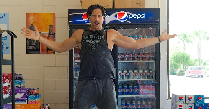 JOE MANGANIELLO as Richie in MAGIC MIKE XXL