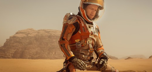 THE MARTIAN - Matt Damon portrays an astronaut who faces seemingly insurmountable odds as he tries to find a way to subsist on a hostile planet.