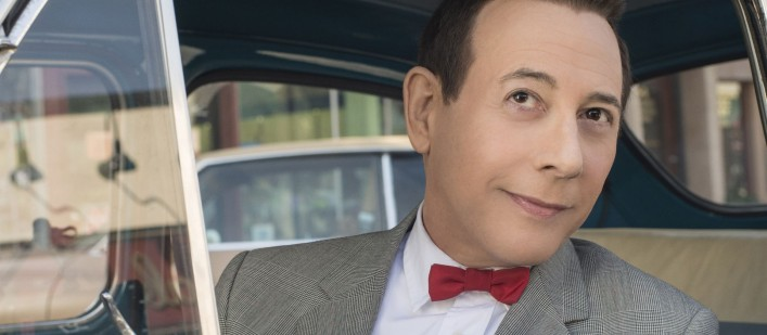 Pee-wee Herman in Pee-wee's Big Holiday