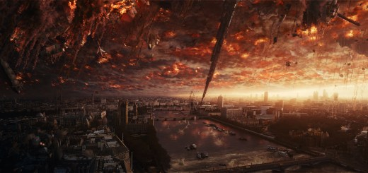 An alien attack has devastating effects on a major world capital.