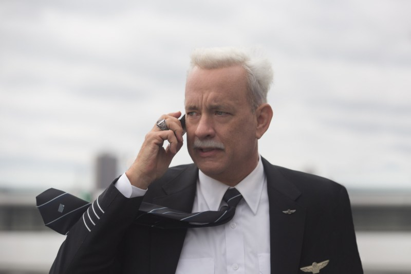 "TOM HANKS as Chesley ""Sully"" Sullenberger in Warner Bros. Pictures' and Village Roadshow Pictures' drama ""SULLY,"" a Warner Bros. Pictures release. Photo Credit: Keith Bernstein"