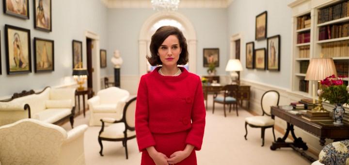 Natalie Portman as Jacqueline Bouvier Kennedy in 'Jackie'