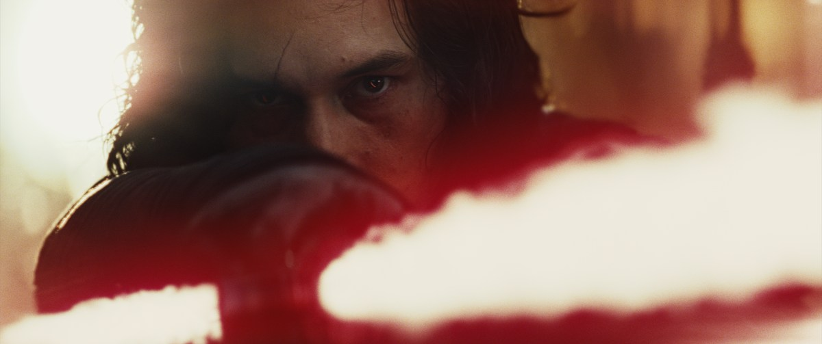 Star Wars: The Last Jedi is damn good, even when it isn't great