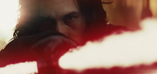Adam Driver as Kylo Ren in Star Wars Episode VIII: The Last Jedi