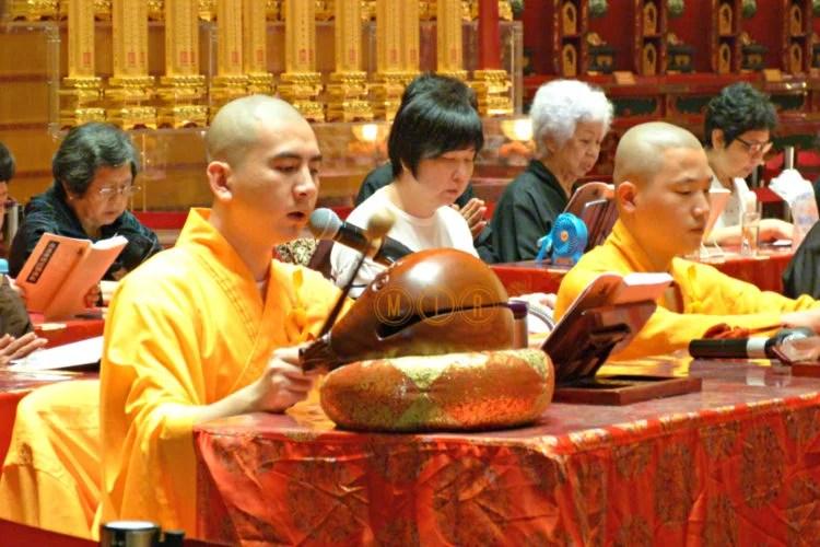 Templo del Diente de Buda Singapur