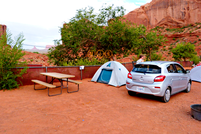 Monument Valley Goulding's Campground