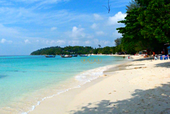 Pattaya Beach en Koh Lipe