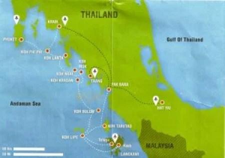 Cómo llegar a Koh Lipe