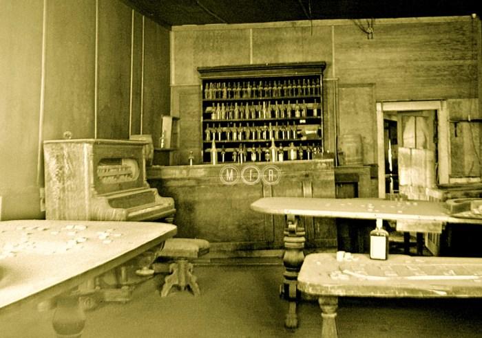 Antiguo Saloon, Bodie, California