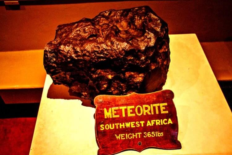Meteorito de Hoba