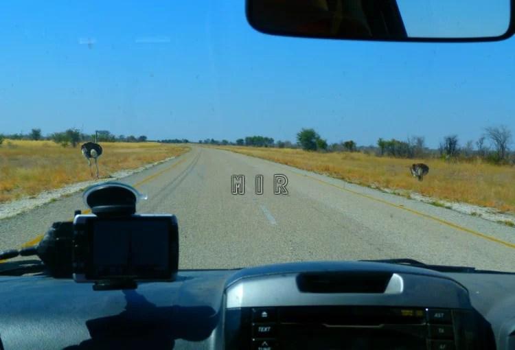 Carretera de Botswana