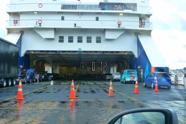 Cruzar en ferry las islas de Nueva Zelanda