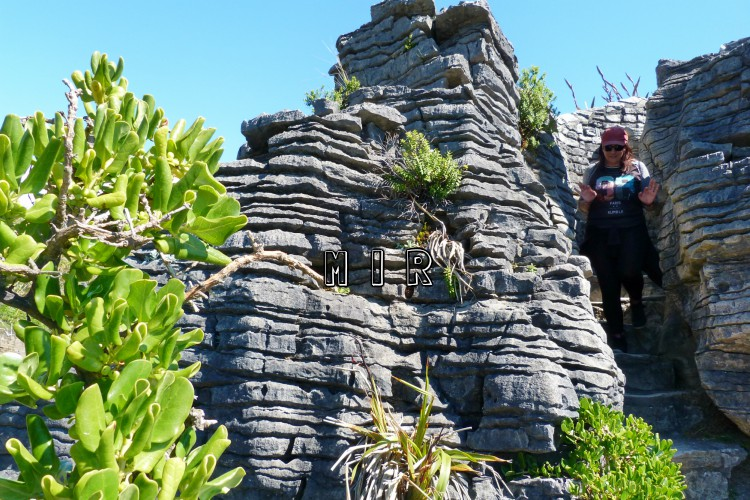 Pancake Rocks, Pararoa National Park