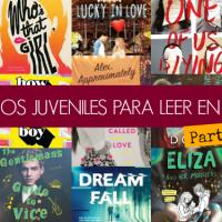 17 Libros Juveniles para leer en el 2017 - Parte II