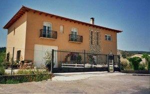 Complejo rural Teruel, Casa rural