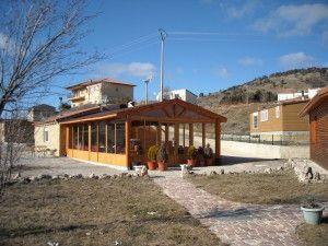Complejo rural Teruel, restaurante