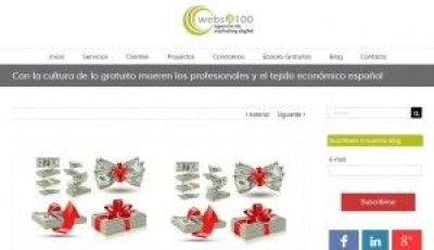 blogcolwebsa100 con la cultura de lo gratuito