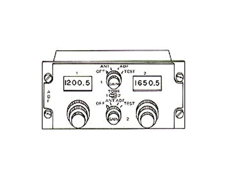 ADF CONTROL Model: 614L-13 price and specifications.
