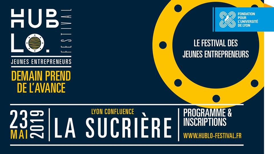 Festival Hublo à Lyon pour les entrepreneurs