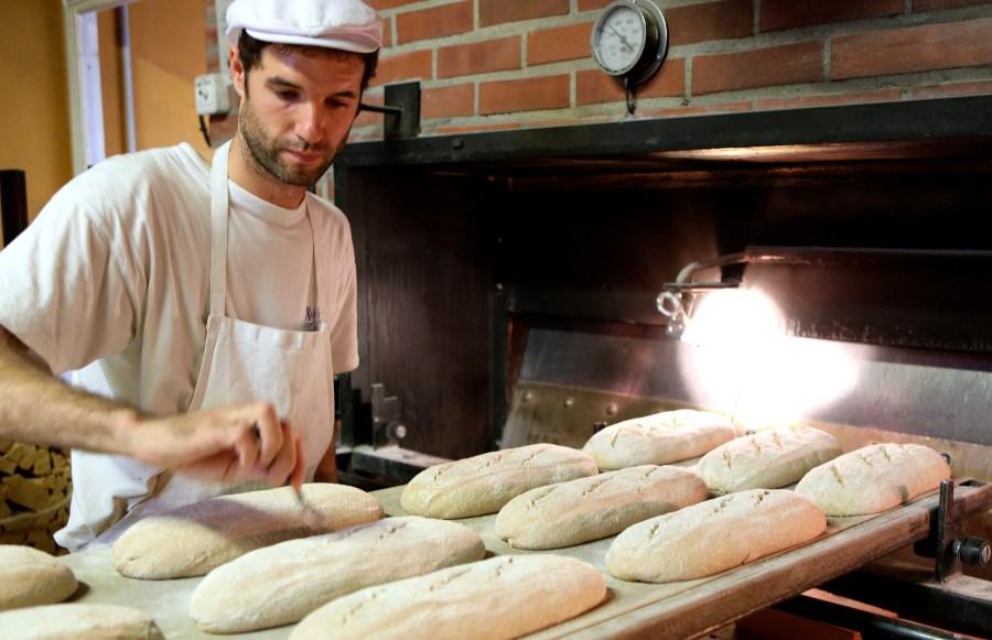 la miecyclette pain bio et locaux à Lyon