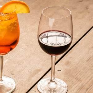 Vin bio nature chez Trattino