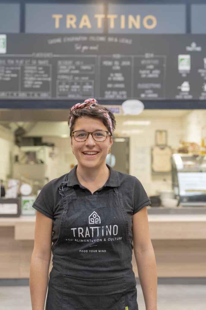 Laure Tratti'team cuisine d'inspiration italienne bio et locale