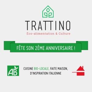Trattino fête son deuxième anniversaire !