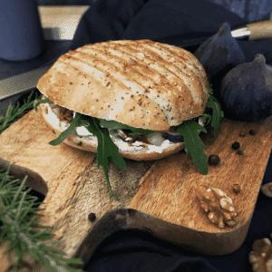 Focaccia Grillgemüse - vegan