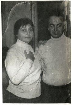 С о. Ильей Шмаиным. Москва 1975. Фото В.И. Кейдана