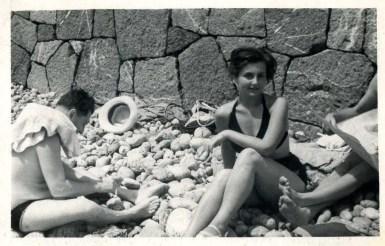 Гурзуф, 1955