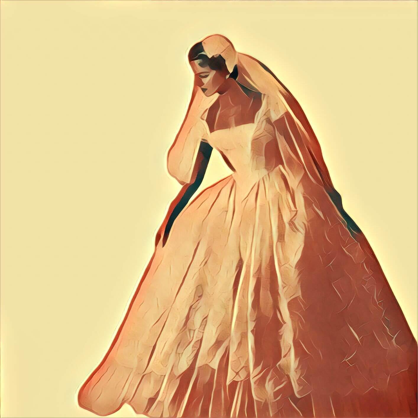 Hochzeitskleid  TraumDeutungde