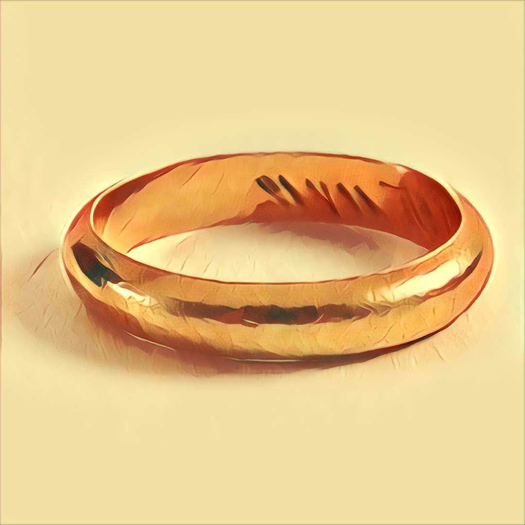 goldener Ring  TraumDeutung