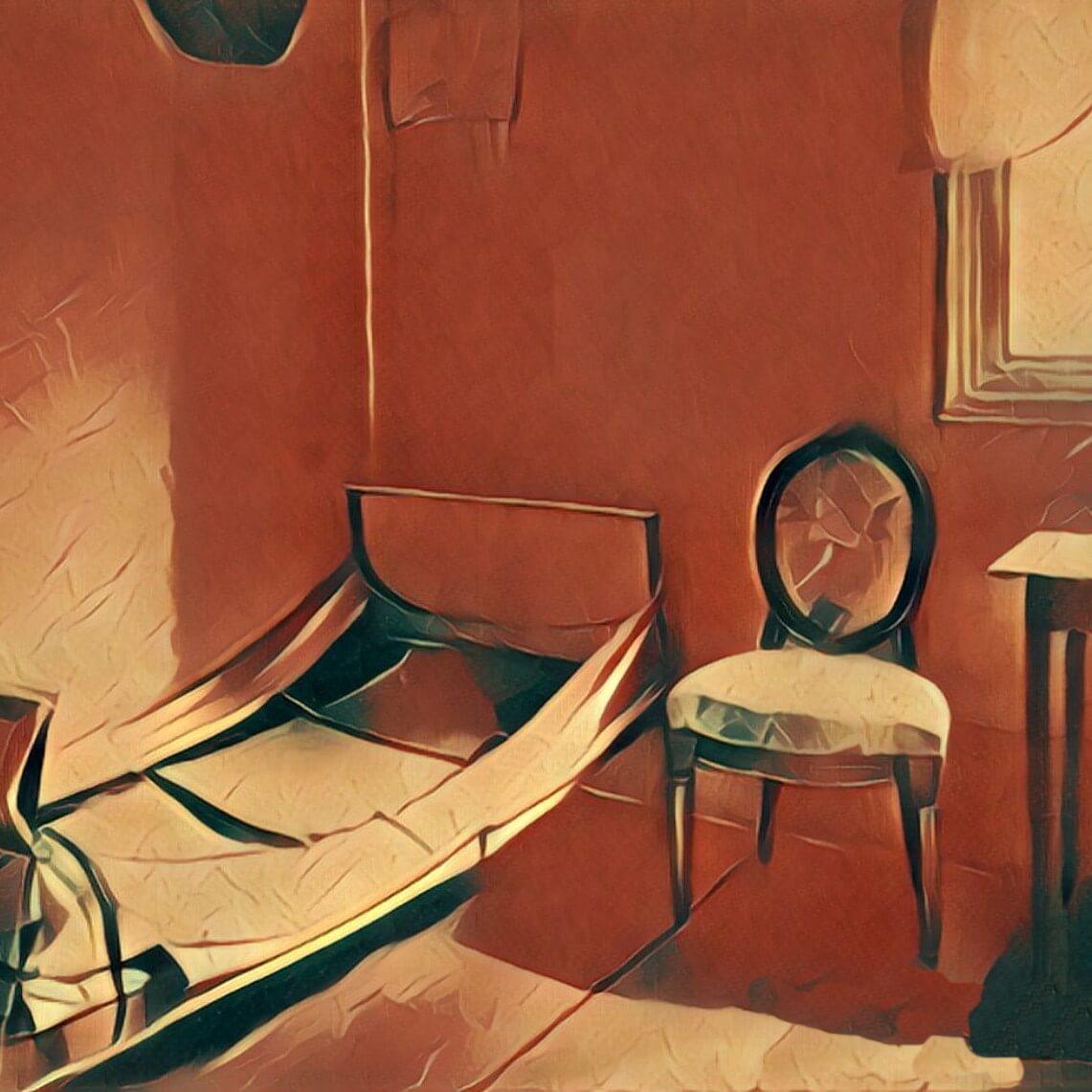 Schlafzimmer Traumdeutung