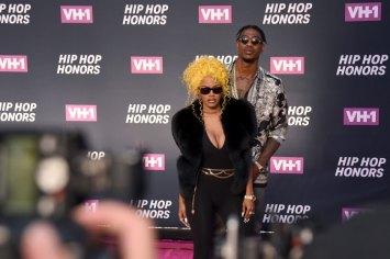 Teyana Taylor @ Hip Hop Honors