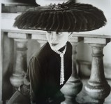 """Le Groux Souers Hat, Vogue"", Norman Parkinson, 1952"