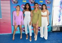 Fifth Harmony - Teen Choice Awards 2017