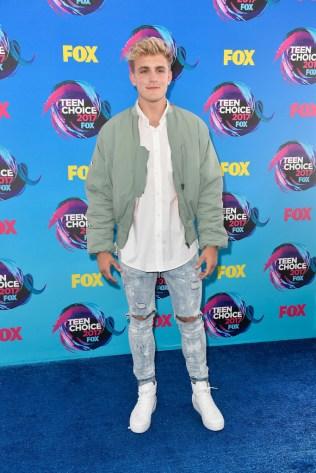 Jake Paul - Teen Choice Awards 2017