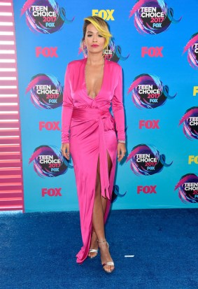 Rita Ora - Teen Choice Awards 2017