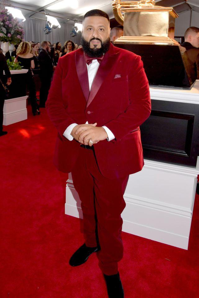 Grammy 2018: DJ Khaled