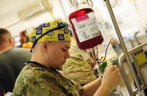Forward Surgical Team and bleeding control