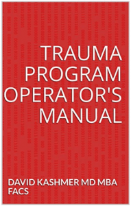 Trauma Program Operator's Manual