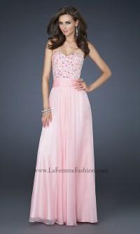 baby pink prom dress   traumabendkleider - formal dresses 2013