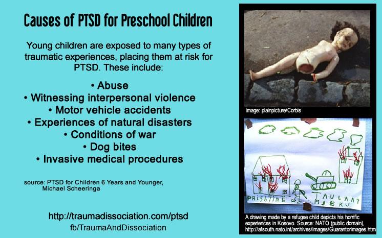 PTSD in Preschool Children
