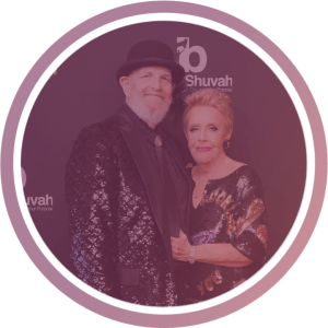 Harriet Rossetto & Rabbi Mark Borovitz