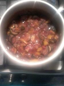 Pot of Ratatouile